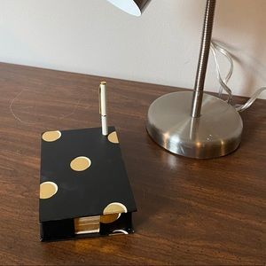 Kate Spade Loose Note Holder with Pen